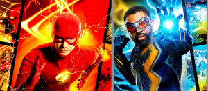 'THE FLASH' & 'BLACK LIGHTNING' GET PROMO POSTERS