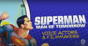 DC FANDOME: FULL 'SUPERMAN:MAN OF TOMORROW' PANEL