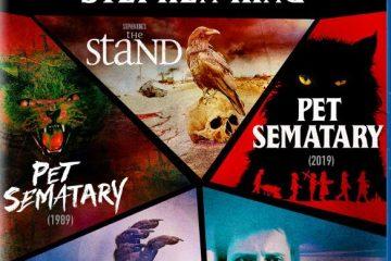 Stephen King 5 Movie Blu-ray