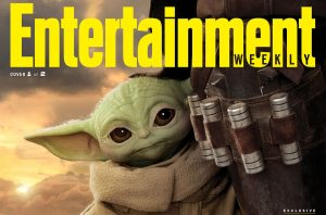 ENTERTAINMENT WEEKLY: NEW 'MANDALORIAN' PIX DROPPED!