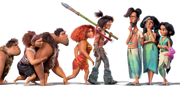 'The Croods: A New Age' trailer reveals the Bettermans