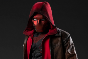 HBO MAX: DC's TITANS GETS A 'RED HOOD' REVEAL