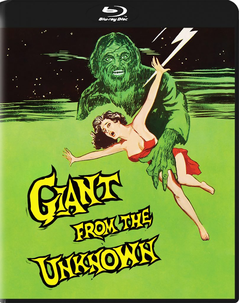 Giant from the Unknown Deluxe Edition Blu-ray