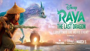 'RAYA AND THE LAST DRAGON' TRAILER
