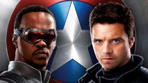 THE FALCON AND WINTER SOLDIER: NEW PROMO