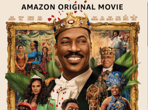 "AMAZON: ""COMING 2 AMERICA"" OFFICIAL TRAILER"