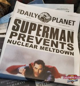 FRONT PAGE NEWS: 'SUPERMAN & LOIS' DEBUTS TONIGHT