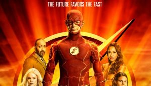 NEW 'FLASH' POSTER: THE FUTURE FAVORS THE FAST