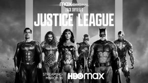ZACK SNYDER'S JUSTICE LEAGUE: IS IT GOOD?  YES!