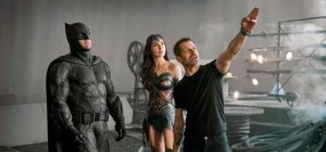 HBO MAX:  WATCH 'THE SNYDER CUT' WITH ZACK SNYDER