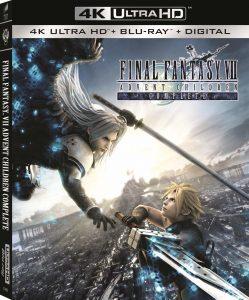 Final Fantasy VII: Advent Children Complete 4K