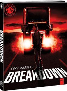 Kurt Russell Breakdown Blu-ray