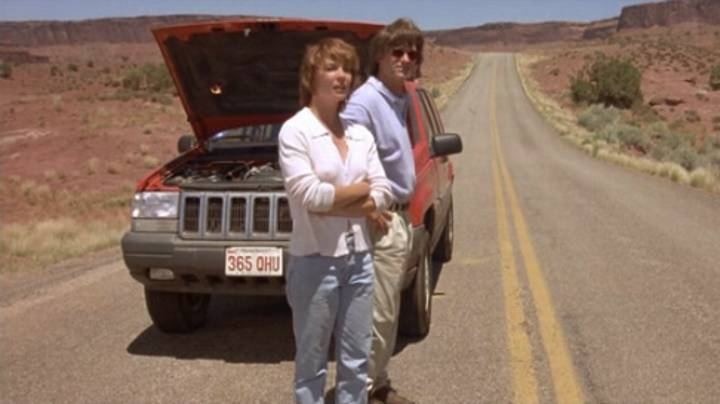 Kurt Russell's Breakdown Blu-ray