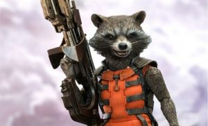 ROCKET RACCOON Creator Gets Private Screening of GUARDIANS OF THE GALAXY. See Why Inside.
