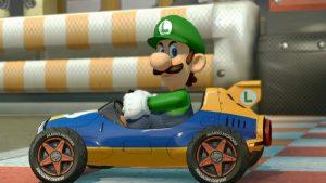 A Different, Disturbing Take on Mario Kart!