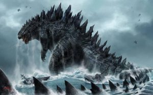 "First Look At The Monsters From ""Godzilla 2"" ?"