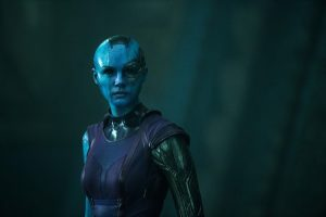 NEBULA'S Alternative Costume For GUARDIANS OF THE GALAXY