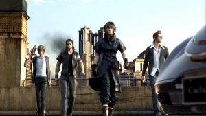 Check Out The New Footage From FINAL FANTASY XV!