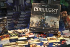 Do You Want To Learn A New Card Game? Do You Like WARHAMMER 40K? Click Here!