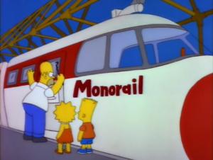 The Good Ol' Monorail