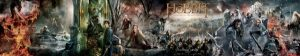 """""""The Hobbit: The Battle of the Five Armies"""" Banner Hits!"""