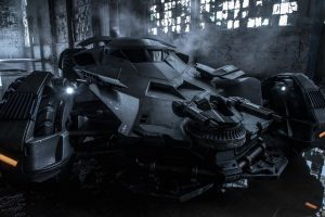 See 'The Batmobile' in Action from BATMAN Vs. SUPERMAN DAWN OF JUSTICE