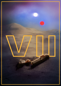 Cool STAR WARS EPISODE VII Fan-Made Posters!
