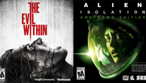 Alien: Isolation and The Evil Within – Spooky Games SHODOWN