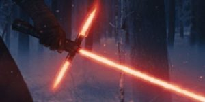 The Force Awakens 'Sith' Lightsaber Replicated For Cosplay!