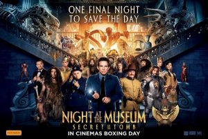 Film Review: 'Night at the Museum: Secret of the Tomb'