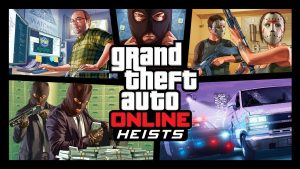 Heists Have a Release Date….Again