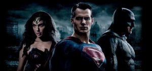 BATMAN v SUPERMAN Trinity Poster