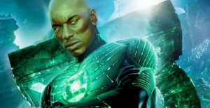 Tyrese Continues His Promotion To Become 'Green Lantern'