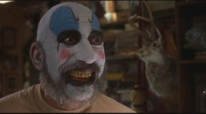 SID HAIG DEVIL'S REJECT PHOTO OP AT MAD MONSTER PHOENIX 2015!