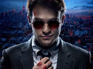 New Netflix Poster Features Character Group Of  'DAREDEVIL'