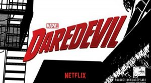 New Matt Murdock Picture Of 'DAREDEVIL' The Man Without Fear