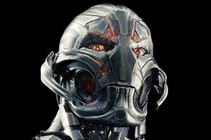 """New Poster Featuring AVENGERS 2 'ULTRON"""""""