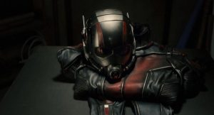 First ANT-MAN Clip Shows Paul Rudd Discovering The Suit