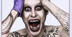 Official Look at Jared Leto's Joker. What Do You Think Of It?