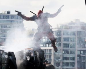 Photo Gallery of DEADPOOL in Action!