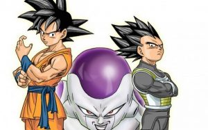 First Image of Goku From DRAGON BALL SUPER