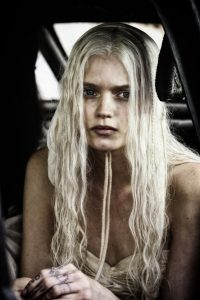 Mad Max: Fury Road Exclusive – Abbey Lee on The Dag and Eve Ensler