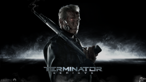 TERMINATOR: GENISYS On The Cover Of Total Film