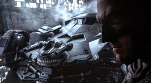 New SUICIDE SQUAD Images Of The Batman's Batmobile On Set