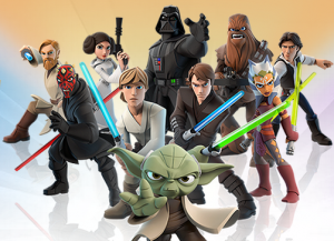 New Images Released From Disney's Infinity Star Wars: Twilight Of The Republic