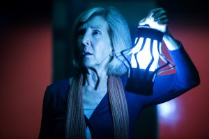 "Insidious Chapter 3 Interview: ""Godmother of Horror"" Lin Shaye"