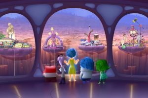 INSIDE OUT Blu-ray Review: Best Pixar Movie Since UP