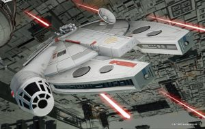 Disney Release Screenshots From STAR WARS: RISE AGAINST THE EMPIRE Infinity 3.0