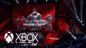 Gears of War 4 E3 Gameplay Preview Trailer
