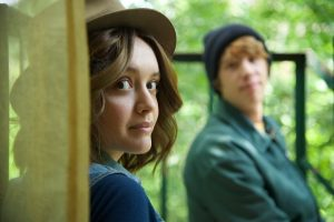 Me and Earl Roundtable: Olivia Cooke on The Dying Girl